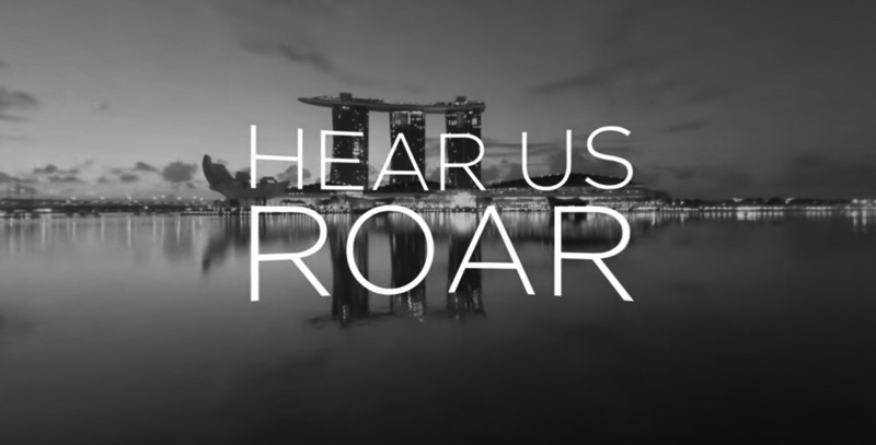Youth Corps Singapore: Hear Us Roar 360 Music Video